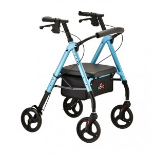 "NOVA  ""STAR 8"" 4-Wheel Walker Model # 4258"