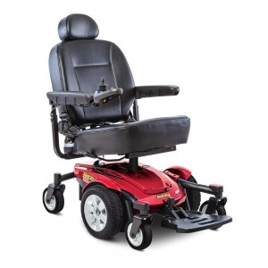Jazzy Select® 6 by Pride Mobility