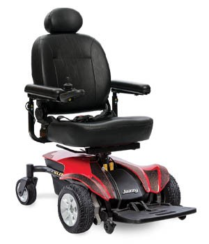 Jazzy Select Elite by Pride Mobility
