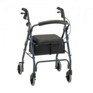 NOVA 4GetGO Classic 4-Wheel Walker Model # 4202C